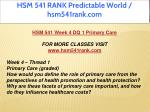 hsm 541 rank predictable world hsm541rank com 12