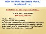 hsm 541 rank predictable world hsm541rank com 17