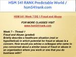 hsm 541 rank predictable world hsm541rank com 23