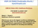 hsm 541 rank predictable world hsm541rank com 6