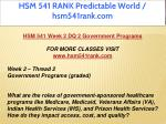 hsm 541 rank predictable world hsm541rank com 7