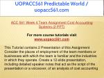 uopacc561 predictable world uopacc561 com 18