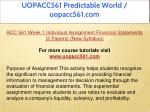 uopacc561 predictable world uopacc561 com 5