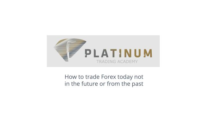 how to trade forex today not in the future n.