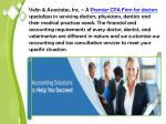 velin associates inc a premier cpa firm