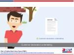 customer declaration undertaking