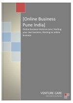 online business pune india online business