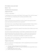 eth 301 module 4 case latest trident
