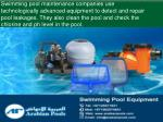 swimming pool maintenance companies