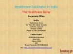 healthcare facilitator in india 6