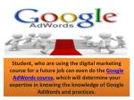 student who are using the digital marketing