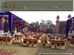 best resort in majitha