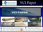 vci paper