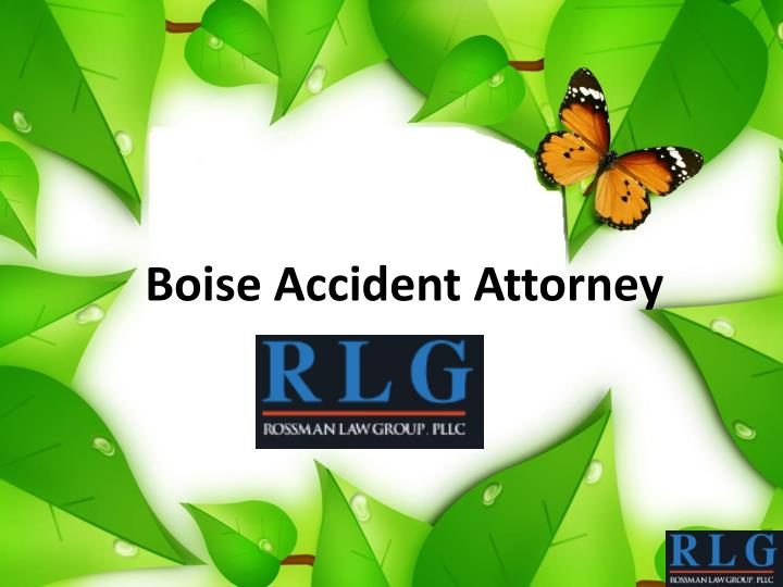 boise accident attorney n.