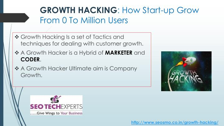 growth hacking how start up grow from 0 to million users n.