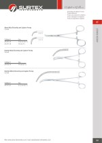 dissecting and ligature forceps 1