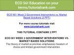 eco 561 education on your terms tutorialrank com 12