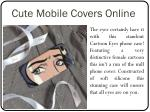 cute mobile covers online