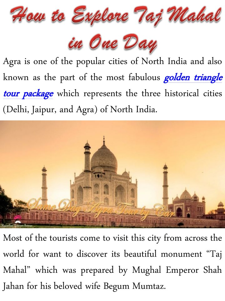 agra is one of the popular cities of north india n.