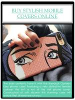 buy stylish mobile covers online