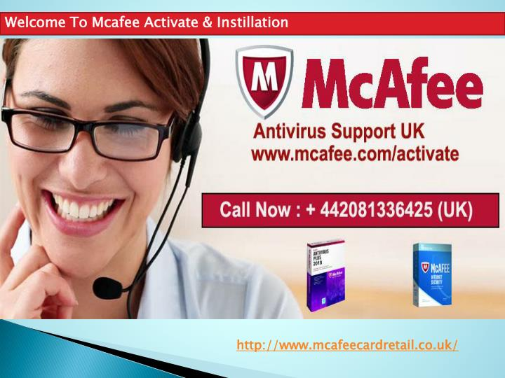 welcome to mcafee activate instillation n.