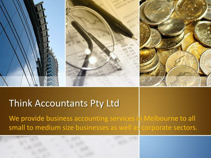 think accountants pty ltd n.