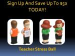sign up and save up to 50 today
