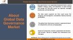 market dynamics data governance market