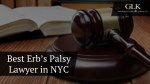 best erb s palsy lawyer in nyc