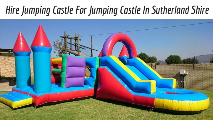 hire jumping castle for jumping castle n.