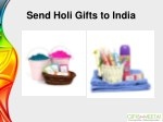 send holi gifts to india