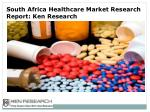 south africa healthcare market research report