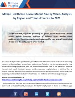 mobile healthcare device market size by value