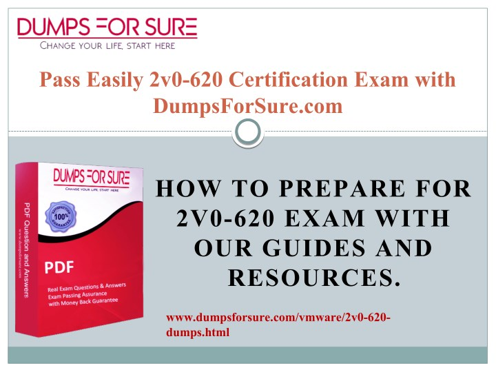 pass easily 2v0 620 certification exam with n.