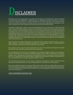 d isclaimer