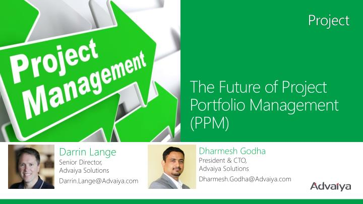 the future of project portfolio management ppm n.