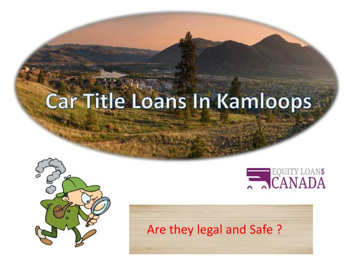 car title loans in k amloops n.