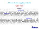 kitchen basket supplier in noida 1