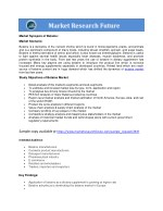 market synopsis of betaine