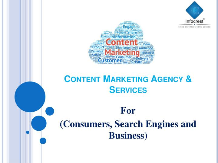 content marketing agency services n.