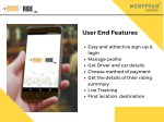 user end features