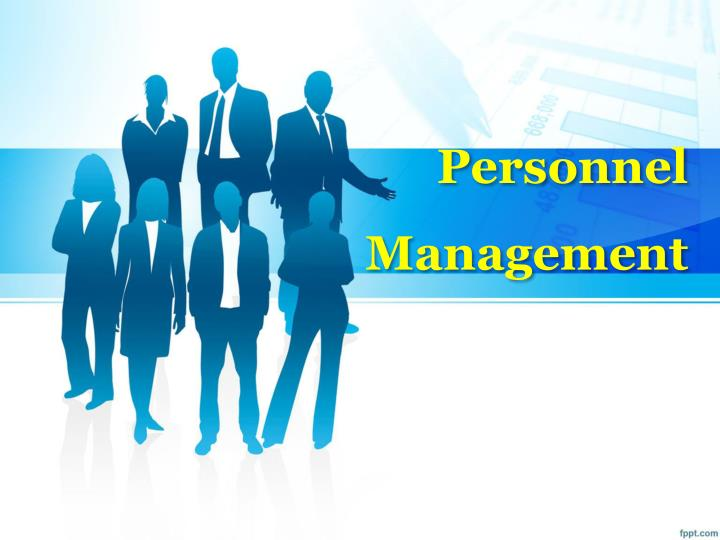 personnel management n.