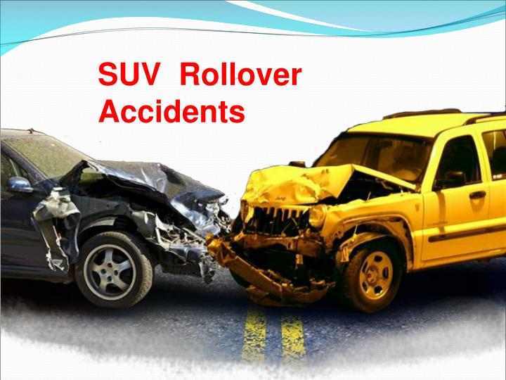 suv rollover accidents n.