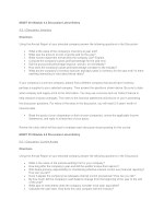 mgmt 210 module 4 3 discussion latest embry
