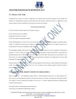 chapter iii research methodology