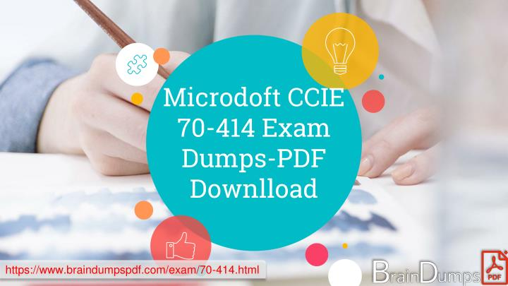 microdoft ccie 70 414 exam dumps pdf downlload n.