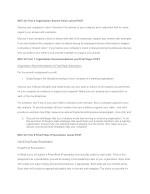 mgt 347 unit 6 organization shared vision latest