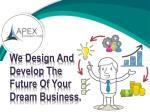 we design and develop the future of your dream