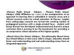 pioneer public school udaipur pioneer public