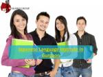 japanese language institute in gurgaon